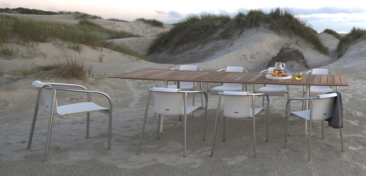ocean gartenm bel sitzgruppe skagerak. Black Bedroom Furniture Sets. Home Design Ideas