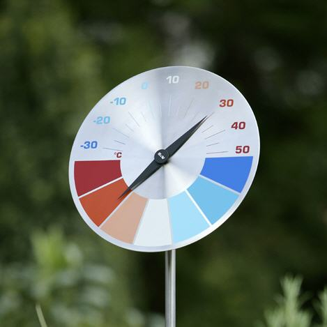 Odin Gartenthermometer Disc Speed