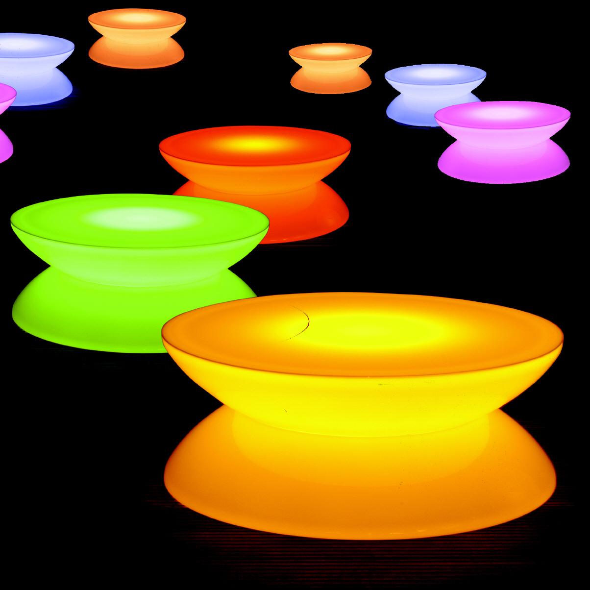 Lounge leucht tisch led for Lounge tisch