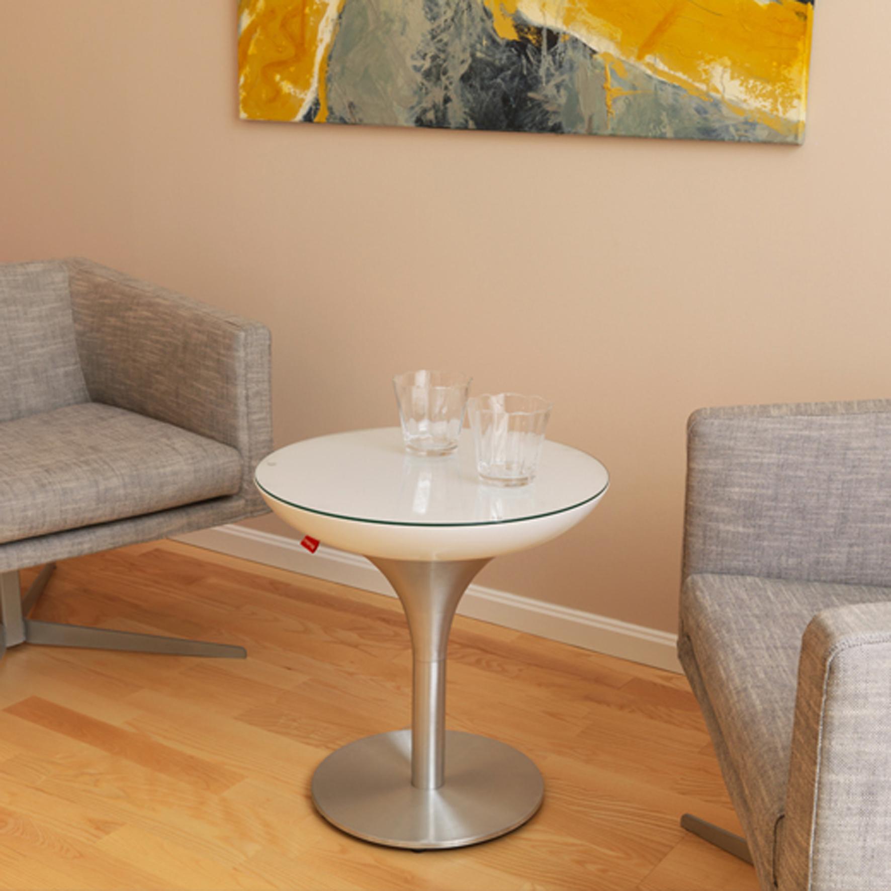 Lounge leucht tisch s for Lounge tisch