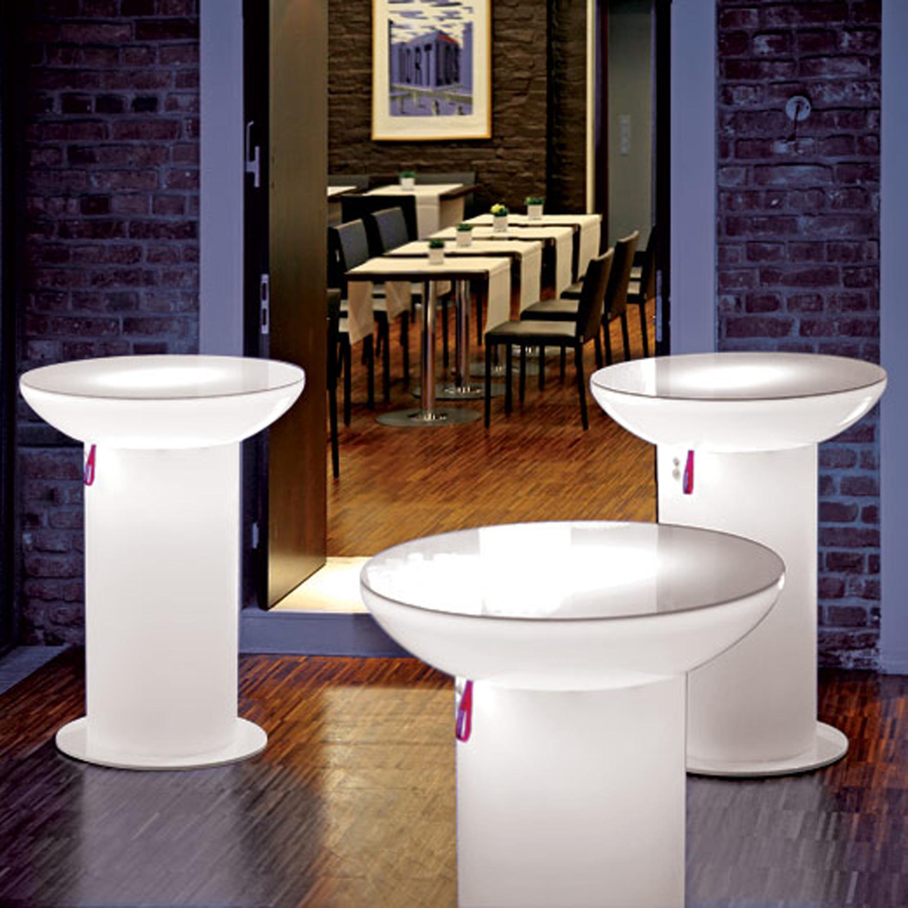lounge leucht tisch up outdoor. Black Bedroom Furniture Sets. Home Design Ideas
