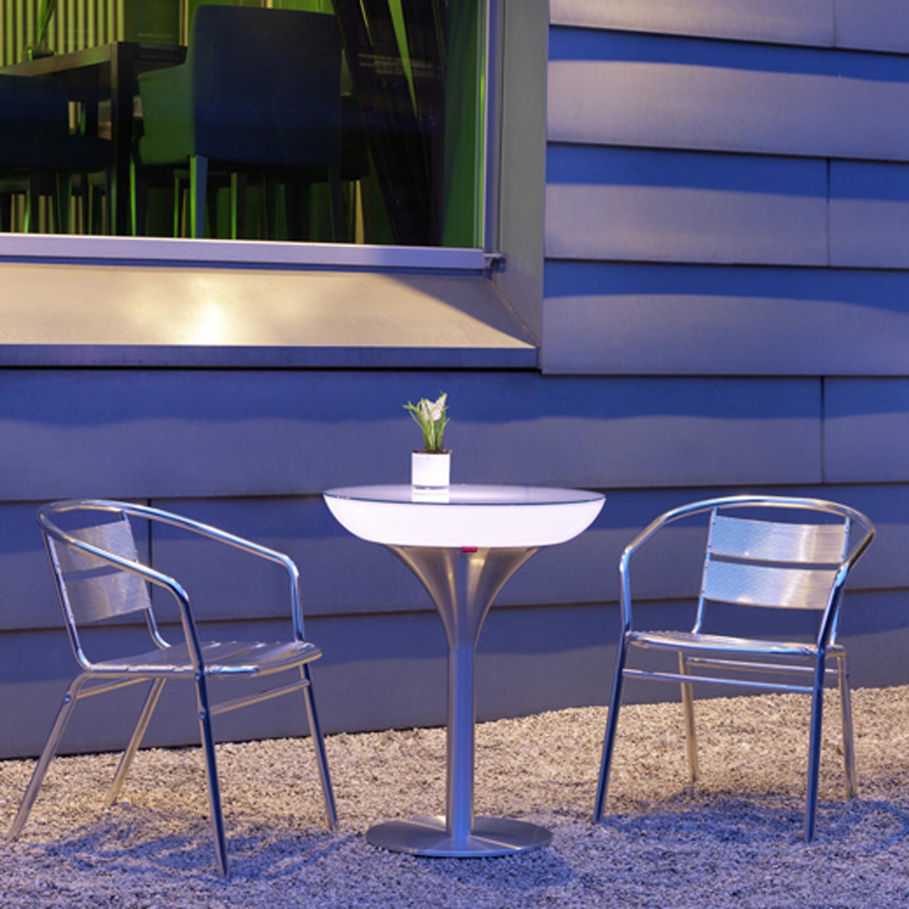 lounge leucht tisch m 45 55 75 105 outdoor. Black Bedroom Furniture Sets. Home Design Ideas