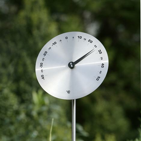 Odin Gartenthermometer Disc Classic