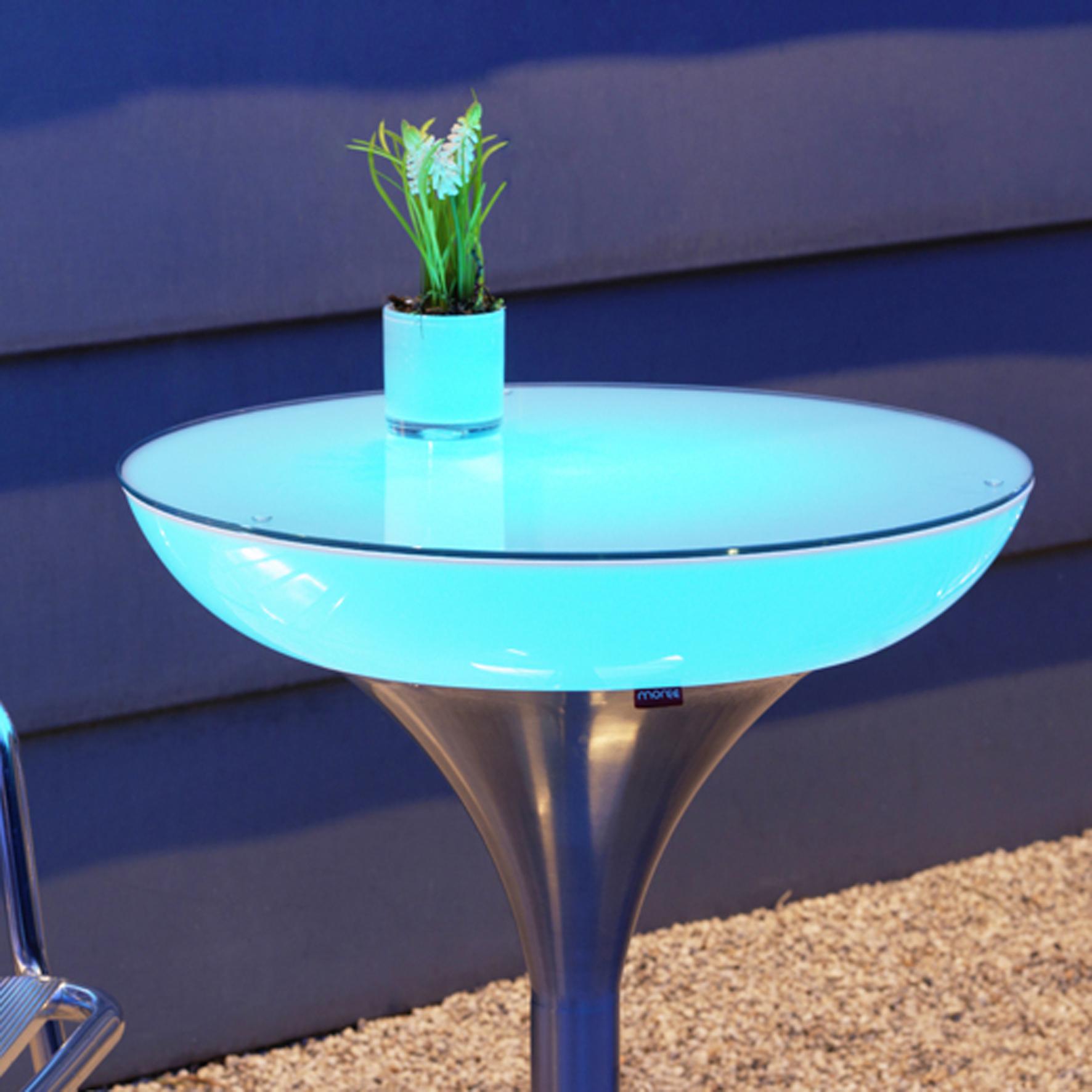 lounge leucht tisch m 45 55 75 105 led accu. Black Bedroom Furniture Sets. Home Design Ideas